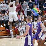 Boys Junior Varsity Basketball beats Elkhart Christian Academy 49 – 22