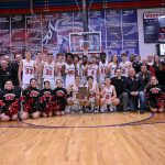 NorthWood win Sectional Championship 46 – 40 over West Noble
