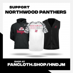 NorthWood Baseball: Fan Spirit Apparel Now Available