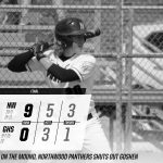 Pitching By Gongwer Shuts Out Goshen, NorthWood Panthers Takes The Win