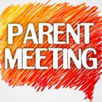 Parent Meeting Info