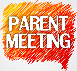 Parent Meeting Info