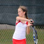 OHS Girl's Tennis Advances Another player To The District Tournament