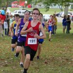 Cross Country Pictures including PAC Meet