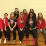 Orrville High School Girls Varsity Swimming finishes 5th place