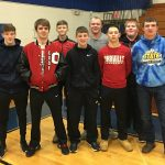 Orrville Wrestlers Earn 3rd at Conference Tournament