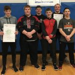 Riders Advance Six Wrestlers Out of Sectionals