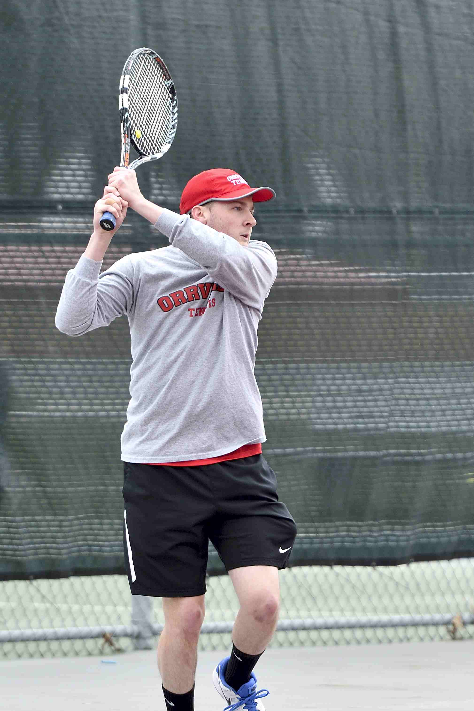 OHS Boy's Tennis Posts 4-1 Victory Over Norwayne