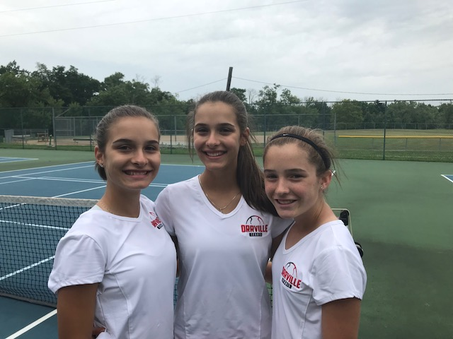 Orrville Tennis Team Qualifies Adcock Sisters To The State Tournament