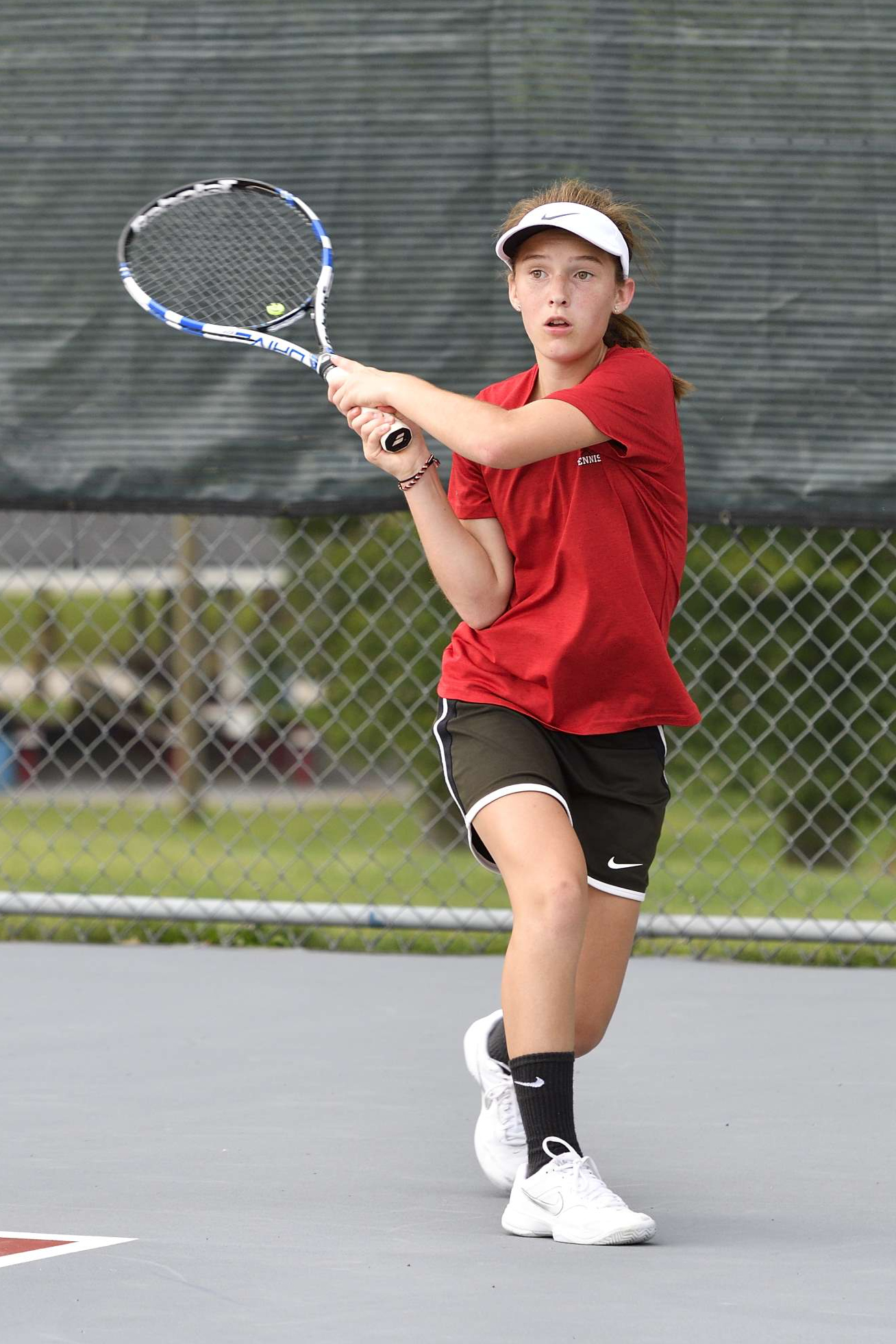OHS Lady Netters Lose 1st Match Of The Season