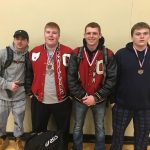 Zimmerman and Phillips punch tickets to OHSAA State Wrestling Tournament