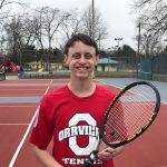 OHS Boy's Tennis Wins 5th Straight Match