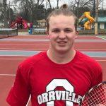 Orrville Tennis Defeats Norwayne 5-0