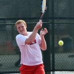 Orrville Tennis Defeats Chippewa 3-2