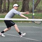 OHS Boy's Tennis Defeats Barberton 5-0