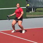 OHS Girl's Tennis Team Defeats CVCA 4-1