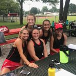 Orrville Girl's Tennis Drops First Match to Hathaway Brown