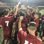 Boys Varsity Soccer beats Northwest 3 – 2
