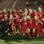 Boys Varsity Soccer Wins PAC-7 Championship with 3-0 Win over Fairless!