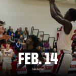 Boys Basketball 2/14