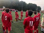 Boys Varsity Soccer Team Sets New Regular Season Mark with 11 Wins