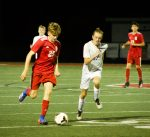 Boys Varsity Soccer Inches Closer to Perfect Regular Season beating Tuslaw 9 – 0