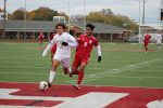 Boys Varsity Soccer Season Ends with 2-1 playoff loss to St. Vincent-St. Mary