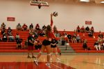 Riders Beat Northwestern in 3 Sets in Sectional Final Match