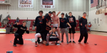 Orrville Wrestling takes 3rd at the PAC -7 Conference Tournament