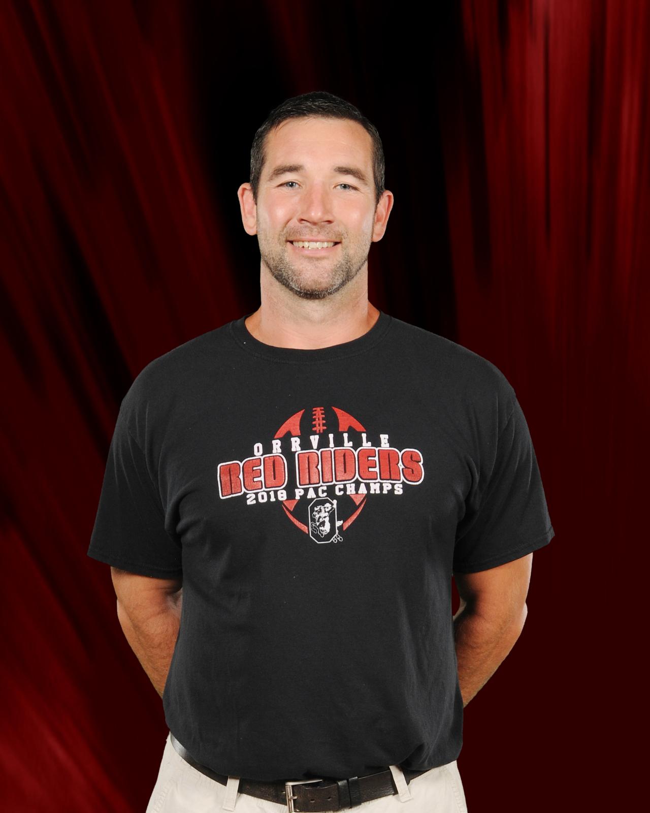Zuercher named Red Rider Football Coach