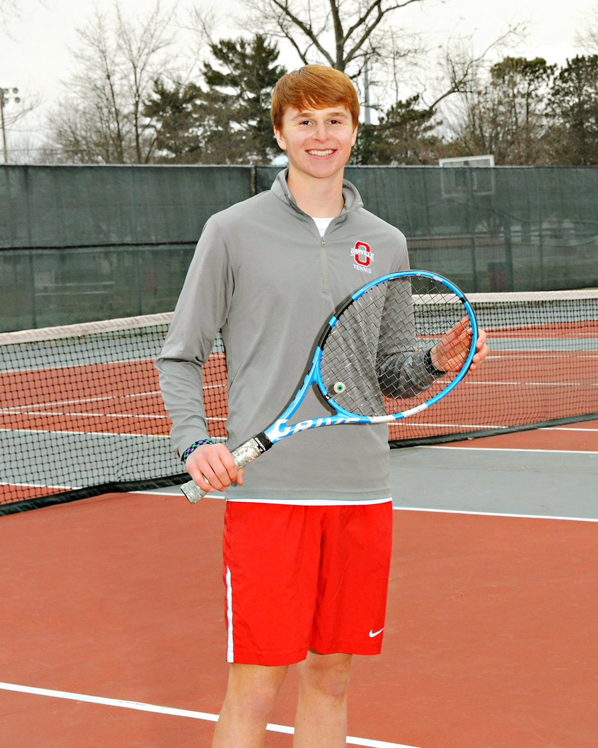 OHS Boy's Tennis Has Excellent Showing At Ashland Invitational