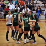 Volleyball Blanks Passaic in 2014 PCT Opening Round