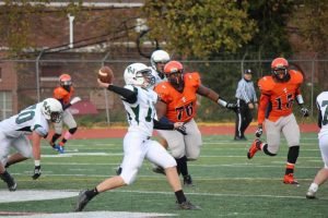 Football wraps it up-scenes from Eastside and Playoffs