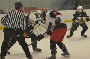 Ice Hockey Scrimmages