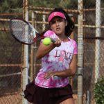 Girls Varsity Tennis finishes 1st place at Bonita