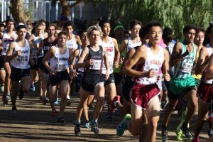 Cross Country at Mt. SAC Invite