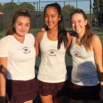Wolfpack takes first and third at Girls Tennis CIF Prelims