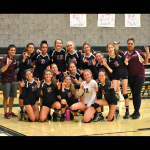 Girls Varsity Volleyball Will travel to Martin Luther King for 1st round of the Playoffs!!