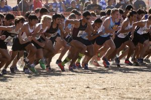 Cross Country at 2017 CIF Finals