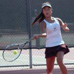 Freshman Goldie La advances to round of 32 in CIF individual Singles Tournament