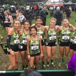 Girls' Cross Country Takes 9th at Nike Cross Nationals