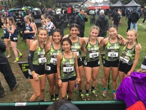Girls' Cross Country at Nike Cross Nationals