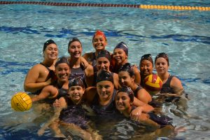 12-13-2017 Girls JV Water Polo