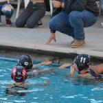 Girls Freshman Water Polo beats Temescal Canyon 12 – 4