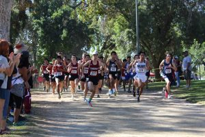 Palomares League Meet #1