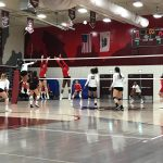 Girls Varsity Volleyball beats Ayala,  3 – 2