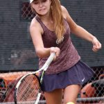 Girls Varsity Tennis Sweeps First Half of Season with Win over Ayala