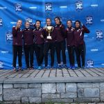 Girls Cross Country Are Champions in New York!!