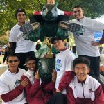 Boys Varsity Cross Country finishes 3rd place at Manhattan NY Invitational