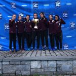 Girls Varsity Cross Country finishes 1st place at Manhattan NY Invitational